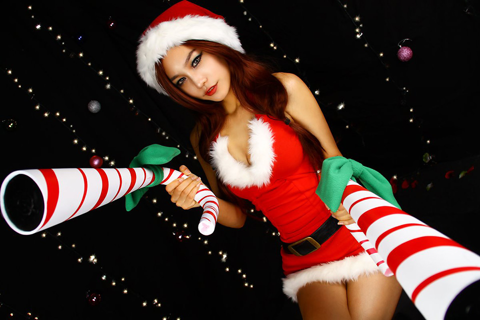 Đêm Giáng Sinh ngắm cosplay tuyệt đẹp của Aza và Hori