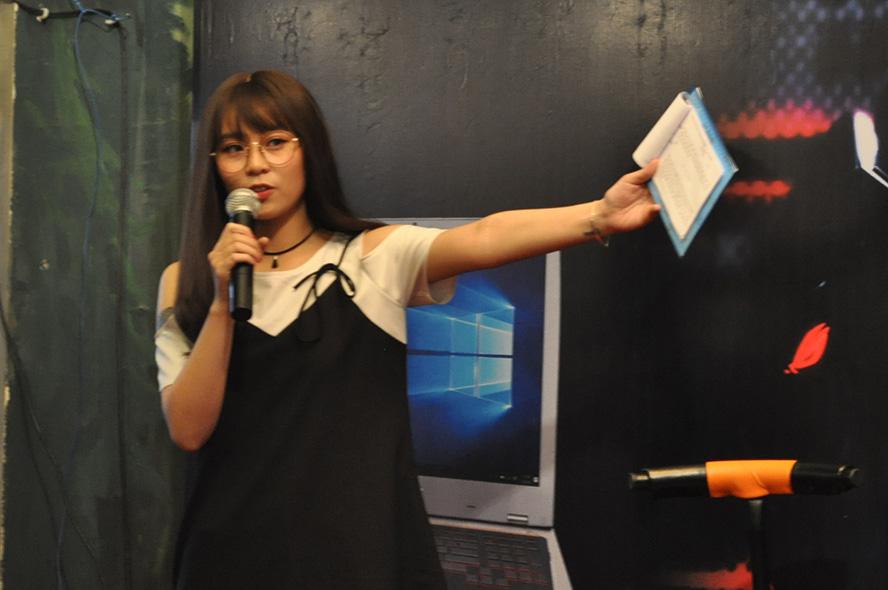 QTV Center chật kín người hâm mộ đến giao lưu 3