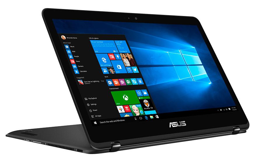 ZenBook Flip UX360UA