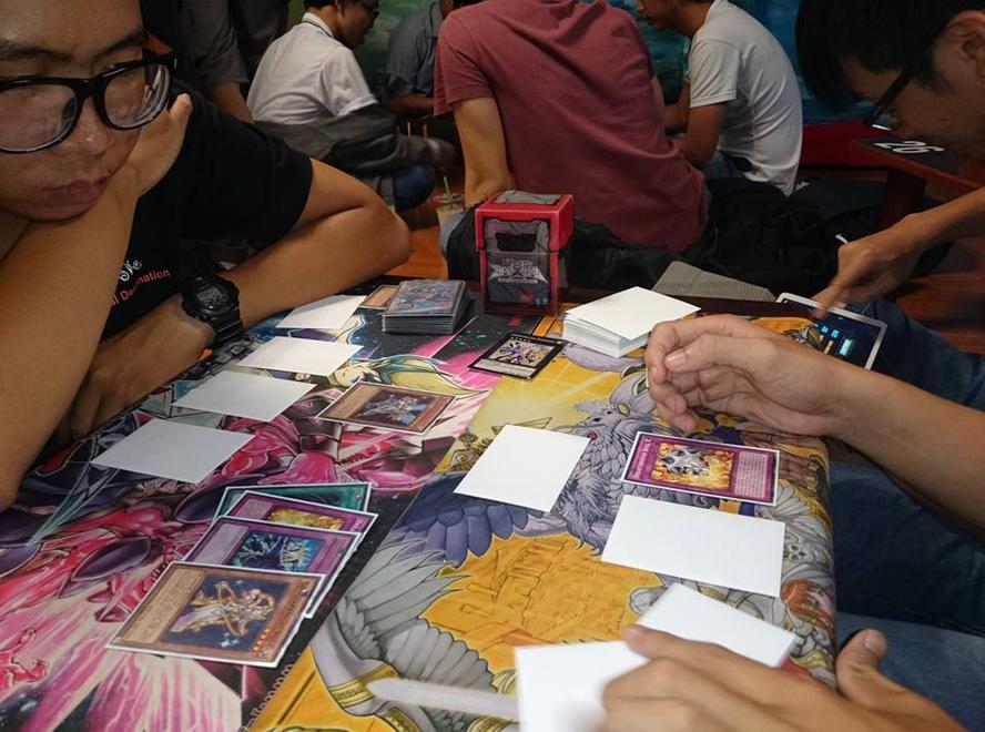 Giải đấu Yu-Gi-Oh! lớn nhất TP.HCM sắp diễn ra