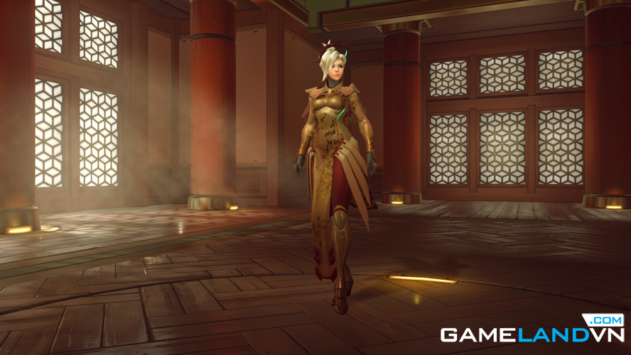 Golden Mercy