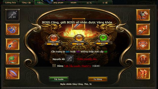 VTC Game hé lộ webgame mới Thiên Địa Vô Song