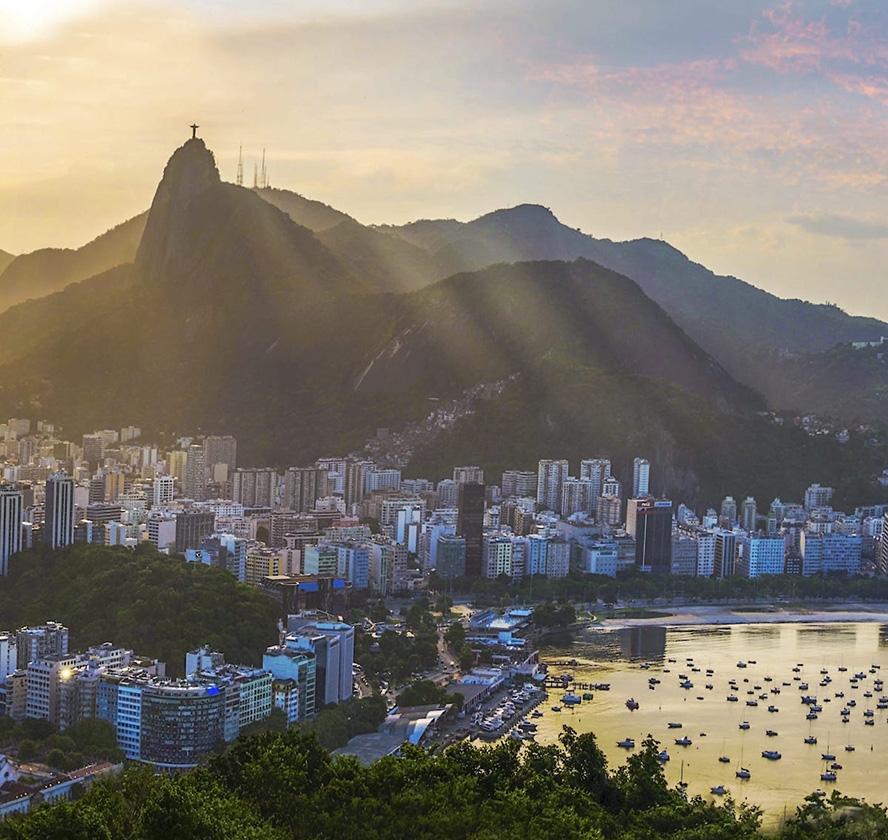 Sân vận động Rio, Rio de Janeiro, Brazil