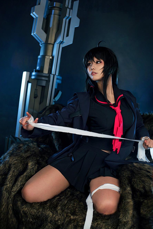 Tasha cực ngầu với cosplay Iris Yuma trong Closers Online - Ảnh 1