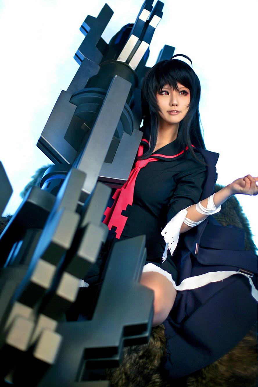 Tasha cực ngầu với cosplay Iris Yuma trong Closers Online - Ảnh 3
