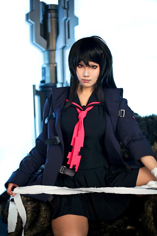 Tasha cực ngầu với cosplay Iris Yuma trong Closers Online - Ảnh 4
