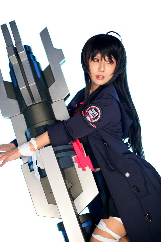 Tasha cực ngầu với cosplay Iris Yuma trong Closers Online - Ảnh 5