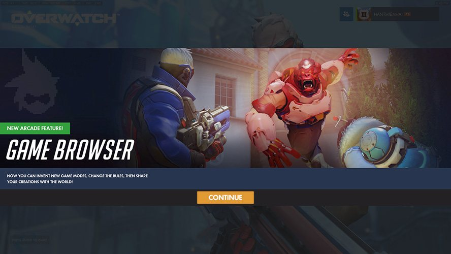 Tính năng mới Server Browser - Ảnh 1