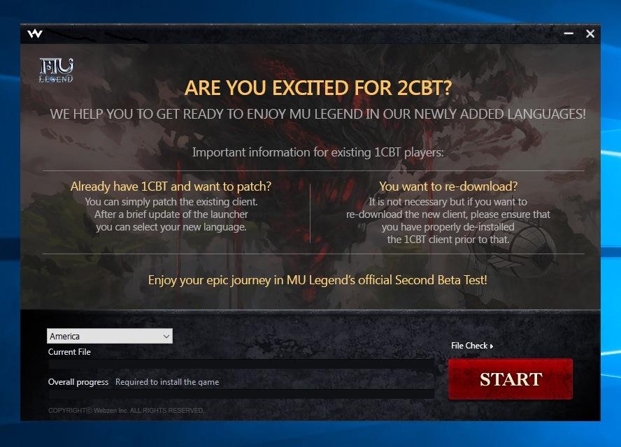 MU Legend CBT2 và những thông tin cần biết - Ảnh 2