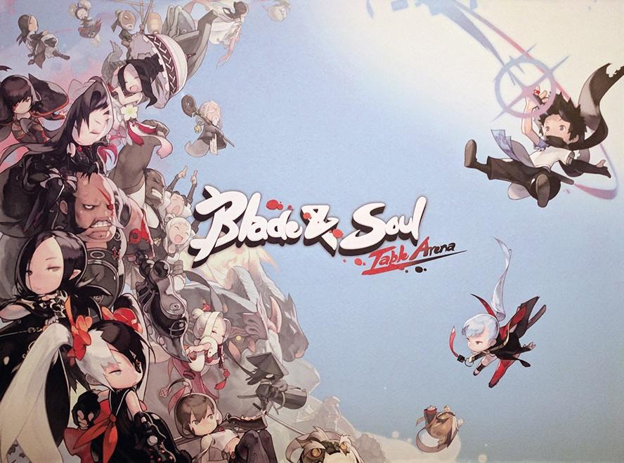 NCSOFT hé lộ game mới Blade & Soul: Table Arena