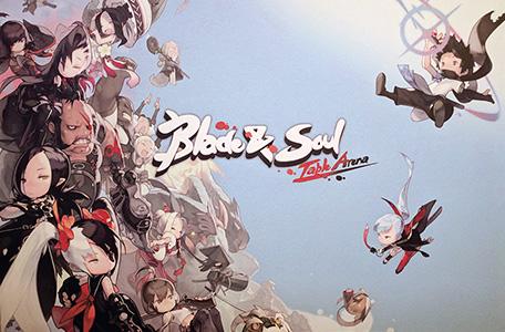 NCSOFT hé lộ game mới Blade & Soul: Table Arena 3