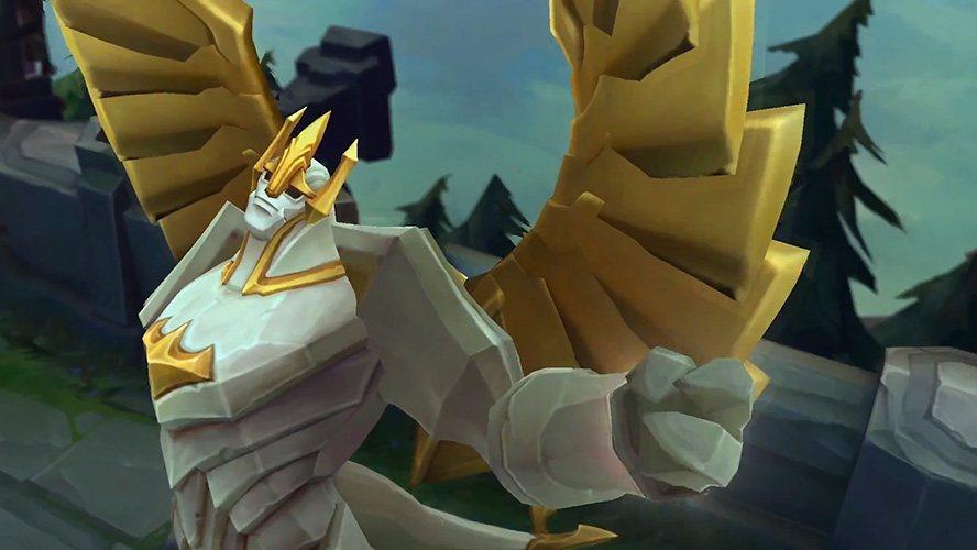Riot Games thả thính về Galio mới - Ảnh 4