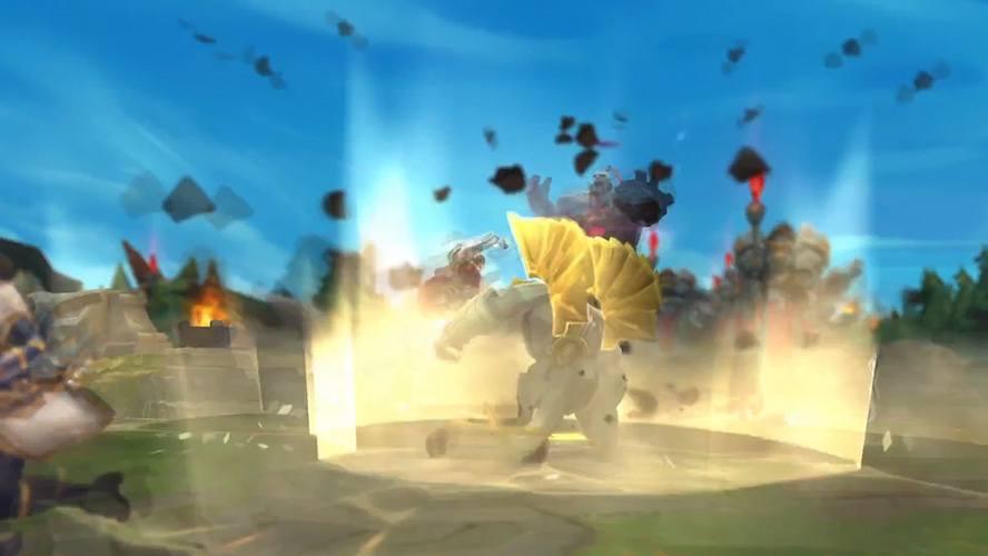 Riot Games thả thính về Galio mới - Ảnh 11
