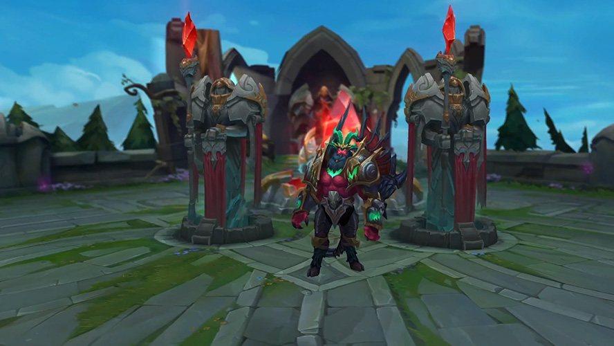 Riot Games thả thính về Galio mới - Ảnh 13
