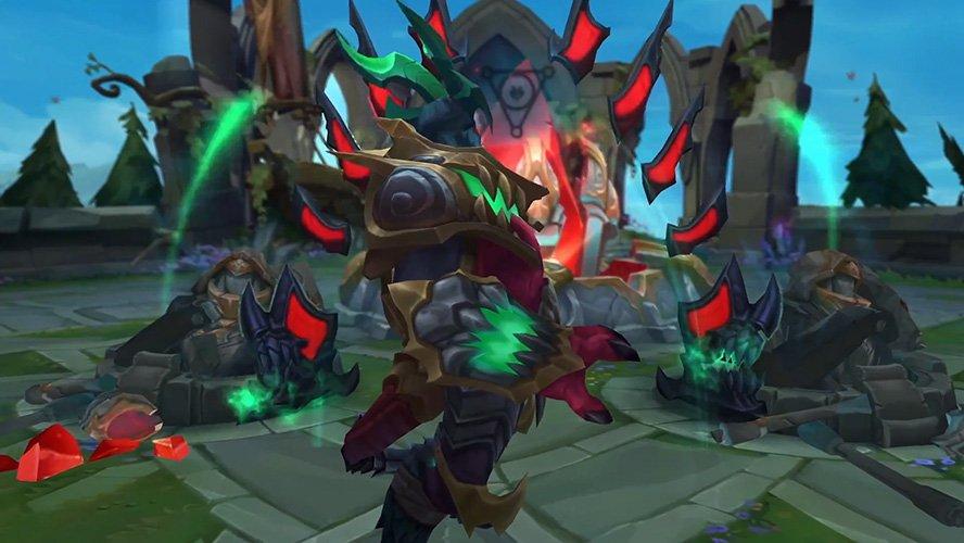 Riot Games thả thính về Galio mới - Ảnh 14