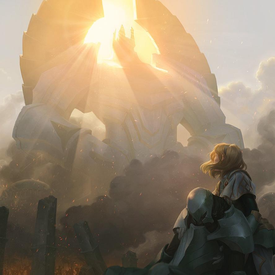 Riot Games thả thính về Galio mới - Ảnh 1
