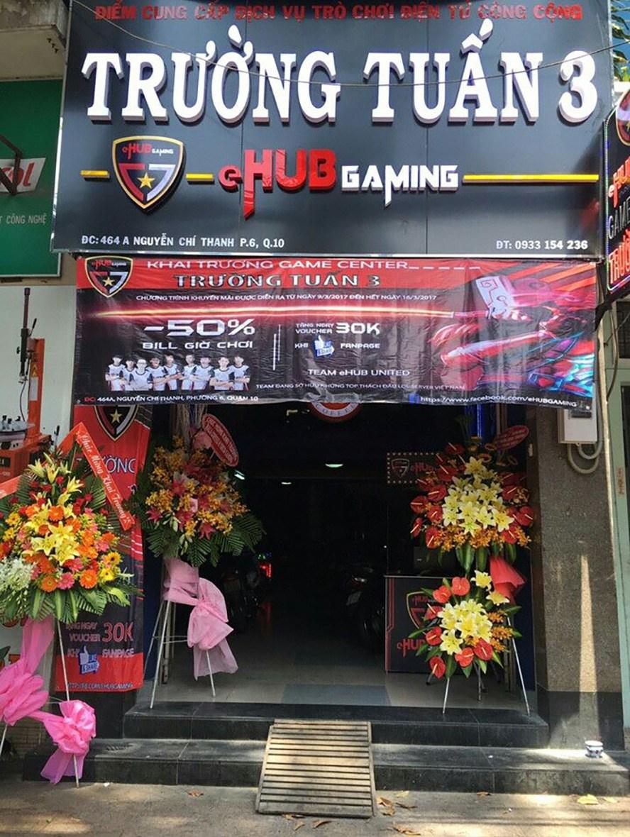 eHub Gaming Trường Tuấn 3: Khi phòng máy kết hợp cafe sang chảnh - Ảnh 10