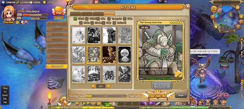 Sưu tầm thẻ bài: Nghề chơi công phu trong Ragnarok Web - Ảnh 3