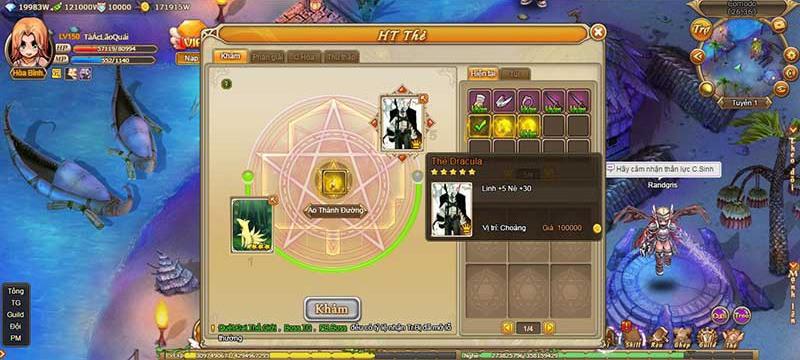 Sưu tầm thẻ bài: Nghề chơi công phu trong Ragnarok Web - Ảnh 4