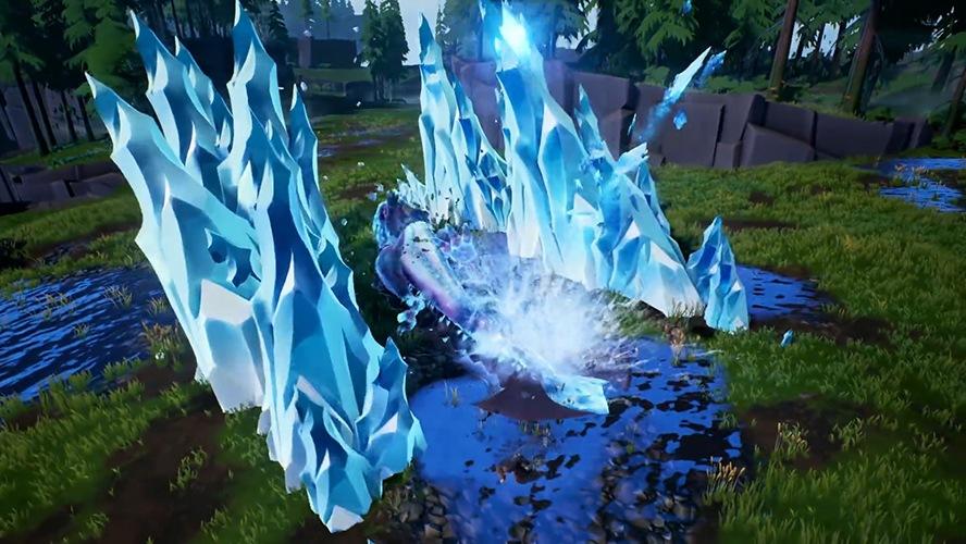 Dauntless hé lộ lối chơi cực ấn tượng - Ảnh 7