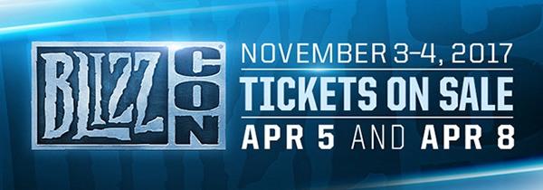 BlizzCon 2017 sẽ diễn ra vào ngày 3 và 4/11 - Ảnh 1