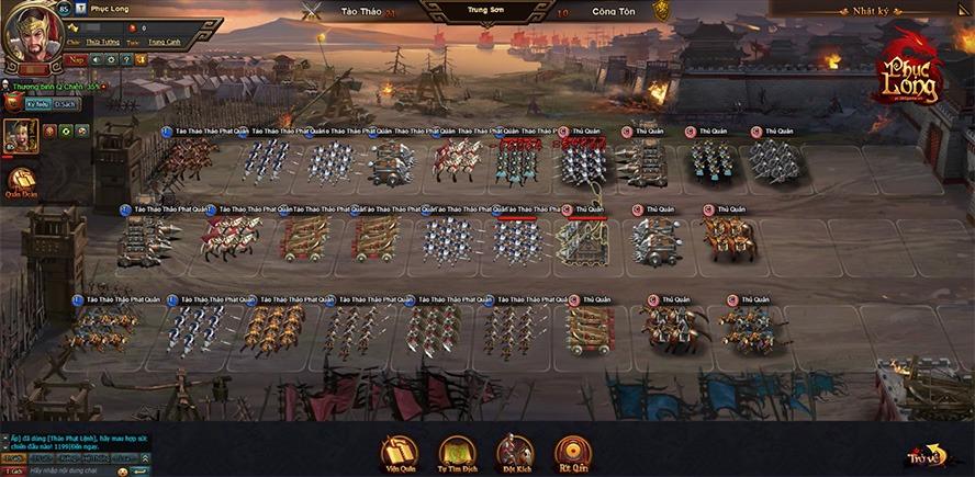 Webgame Phục Long mở cửa thử nghiệm vào ngày 25/3
