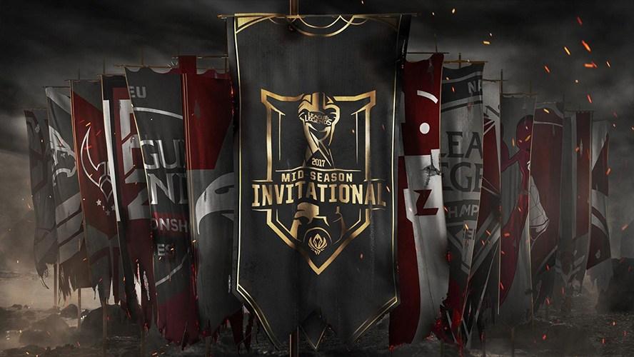 Riot Games công bố lịch thi đấu MSI 2017