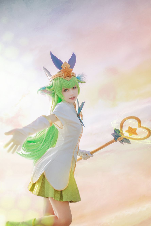 Ngắm cosplay Lulu Vệ Binh Tinh Tú trong veo của Maki - Ảnh 4