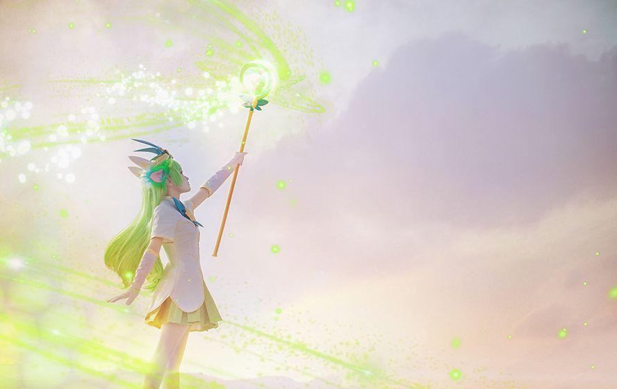 Ngắm cosplay Lulu Vệ Binh Tinh Tú trong veo của Maki - Ảnh 8