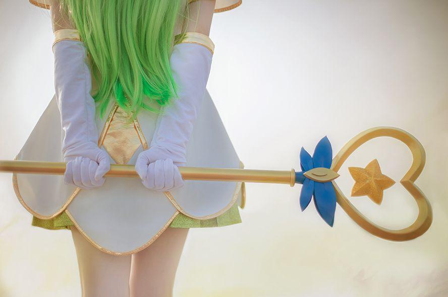 Ngắm cosplay Lulu Vệ Binh Tinh Tú trong veo của Maki - Ảnh 9