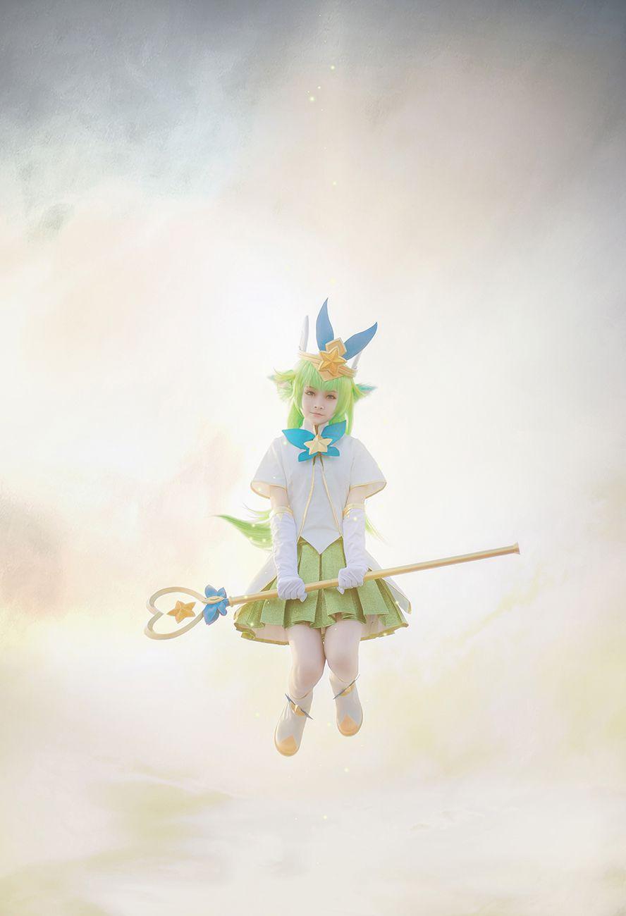 Ngắm cosplay Lulu Vệ Binh Tinh Tú trong veo của Maki - Ảnh 10