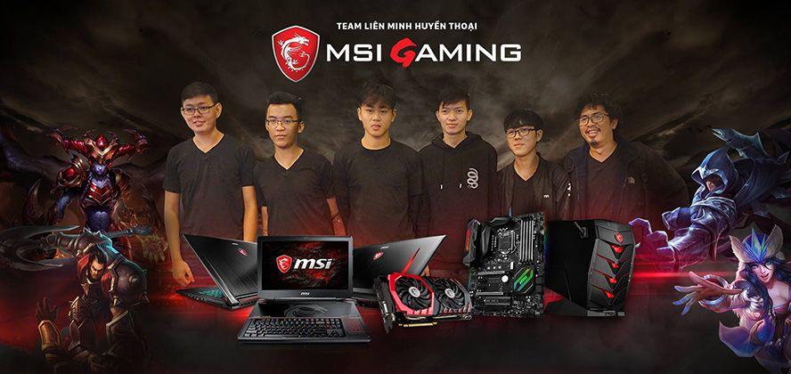 MSI tài trợ Young Generation, đổi tên thành MSI Gaming - Ảnh 1