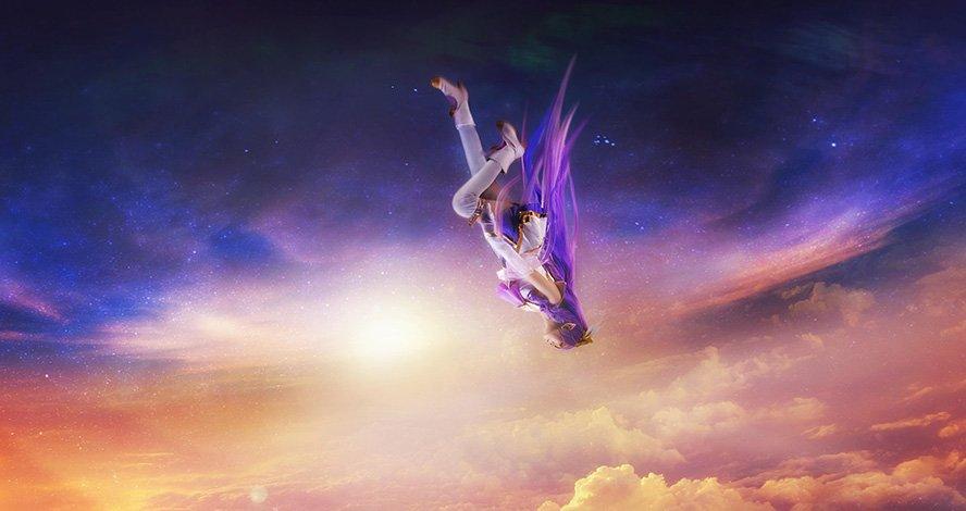 Cosplay Janna Vệ Binh Tinh Tú tuyệt đẹp của Man Ngư Phi Nhân - Ảnh 10