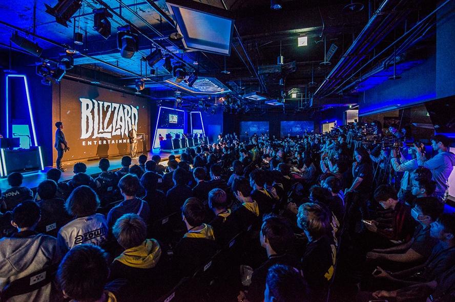 Tham quan Blizzard eStadium mới khai trương tại Đài Bắc - Ảnh 1