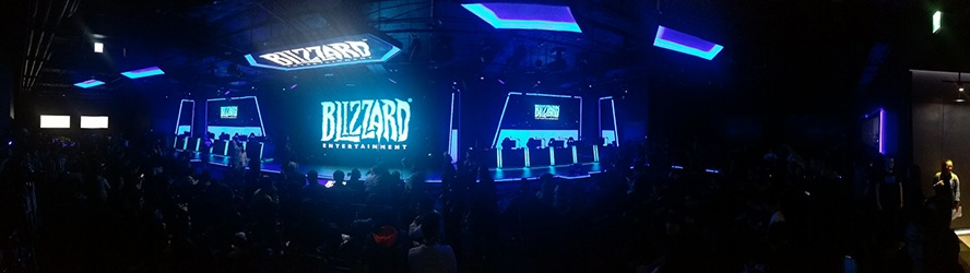 Tham quan Blizzard eStadium mới khai trương tại Đài Bắc - Ảnh 3