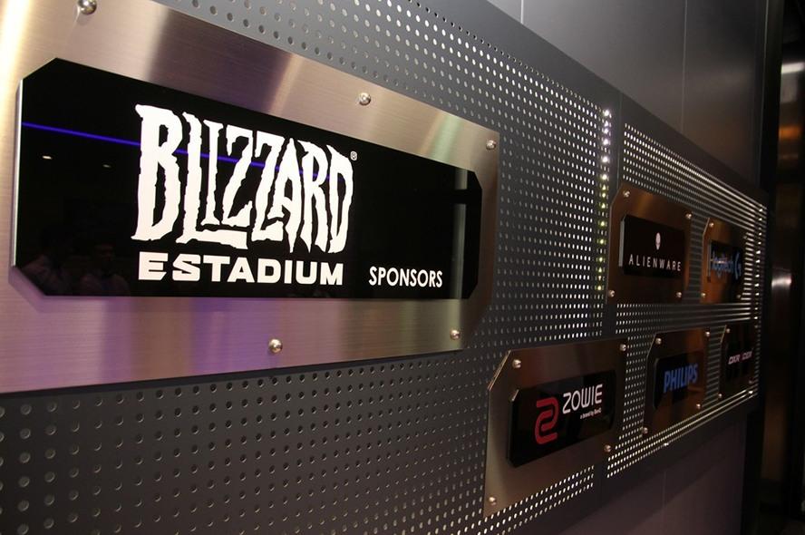 Tham quan Blizzard eStadium mới khai trương tại Đài Bắc - Ảnh 4