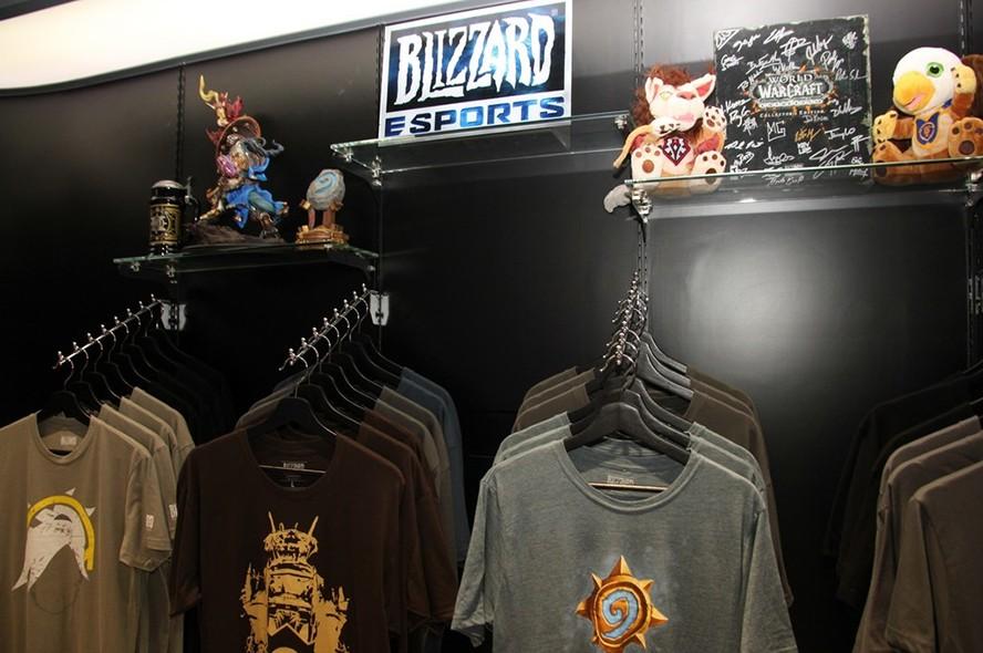 Tham quan Blizzard eStadium mới khai trương tại Đài Bắc - Ảnh 13