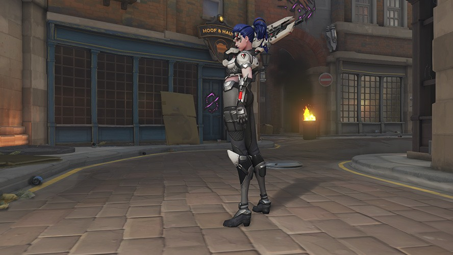 Talon Widowmaker - Ảnh 2