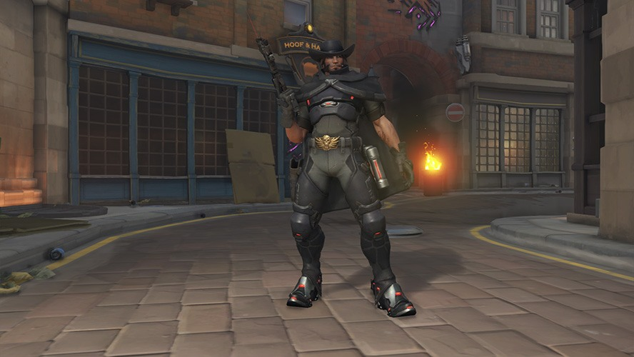 Blackwatch McCree - Ảnh 1
