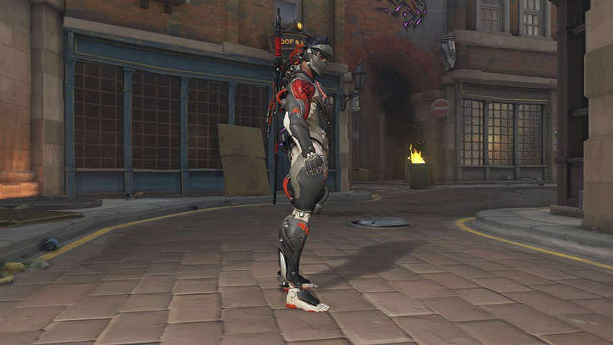 Blackwatch Genji - Ảnh 4