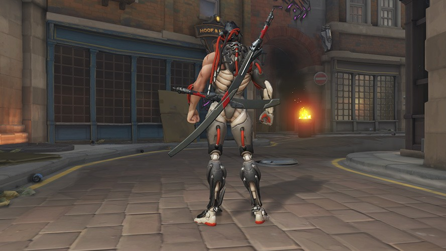 Blackwatch Genji - Ảnh 3
