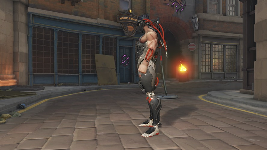 Blackwatch Genji - Ảnh 2