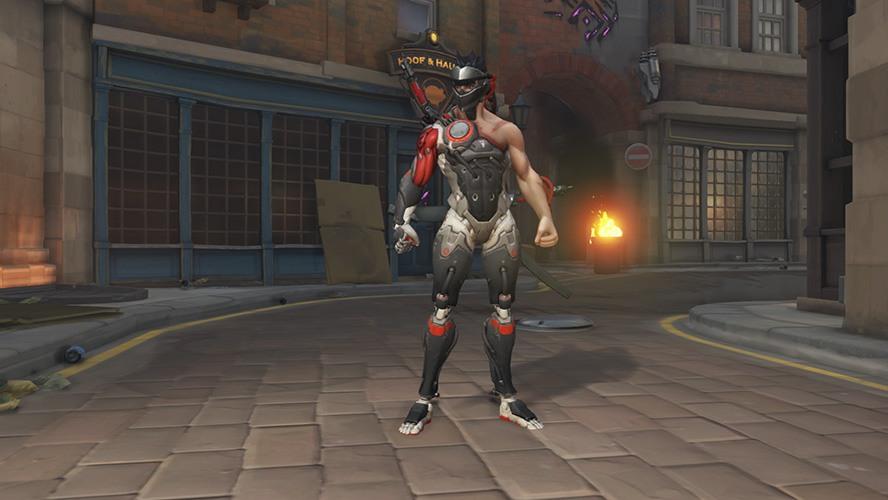 Blackwatch Genji - Ảnh 1