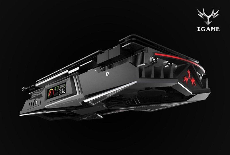 Colorful giới thiệu iGame GTX 1080 Ti Vulcan X OC - Ảnh 2