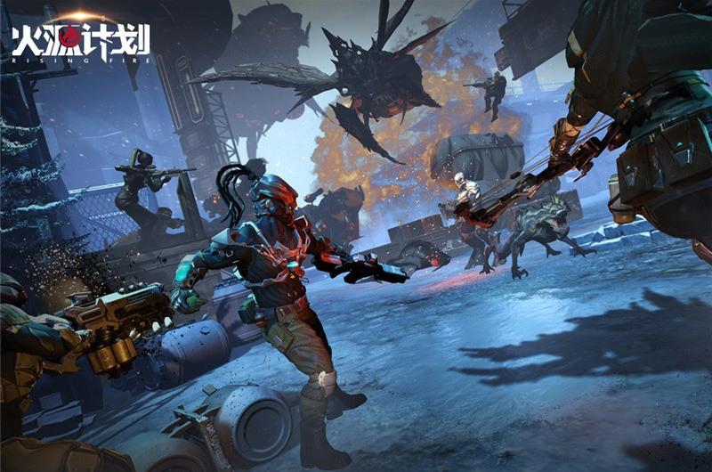 Tencent công bố hàng tá game mới tại UP 2017 3