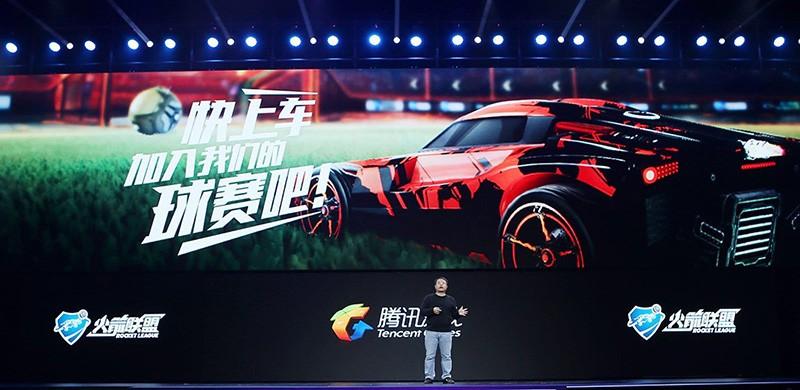 Tencent công bố hàng tá game mới tại UP 2017 1