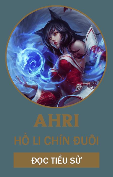 Tiểu sử mới của Ahri