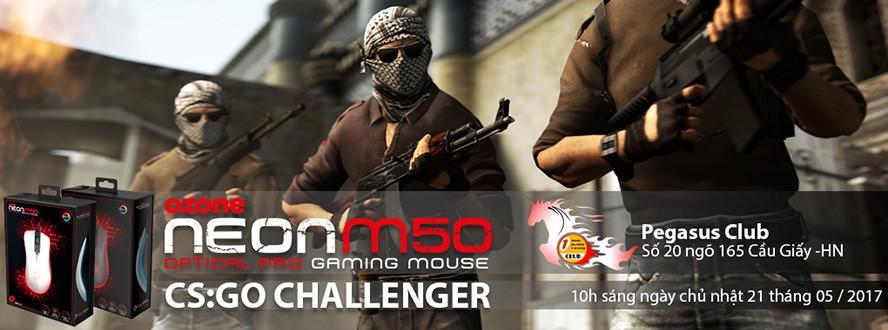 Ozone Neon M50 CS:GO Challenger - Ảnh 1