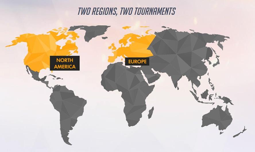 Blizzard công bố giải đấu mới Overwatch Contenders - Ảnh 2