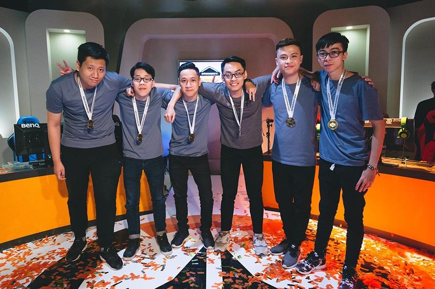 Cyzone đại diện Việt Nam tham dự Overwatch World Cup 2017